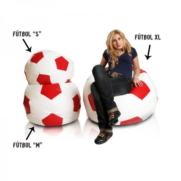 Puff Futbol (S, M, XL y XXL)