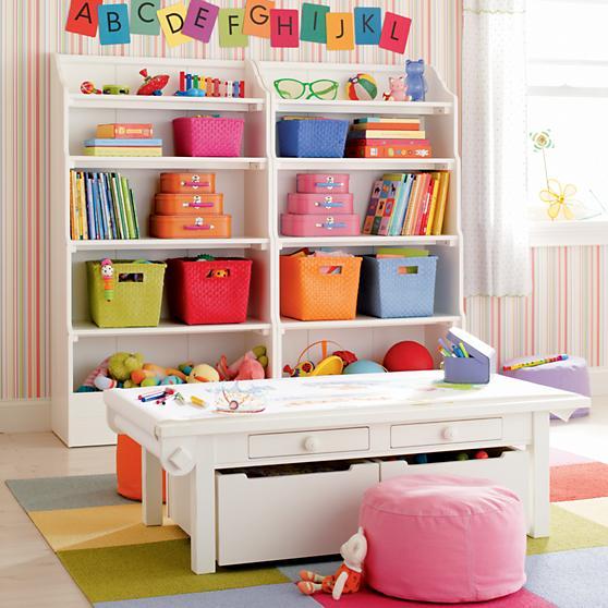 La sala de juegos y rincn de lectura infantil Idealpufcom