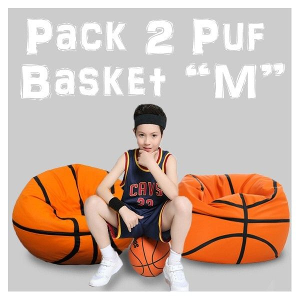 "Pack 2 PUFF Basket ""M"""