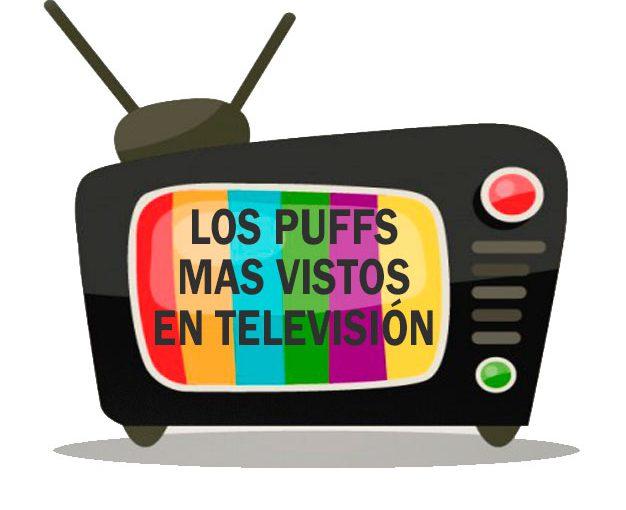 El puff está de moda en TV